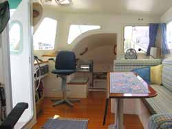 Chris White Designs A46 Pilothouse