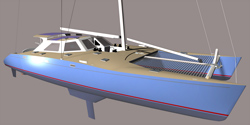 Chris White Designs Atlantic 72